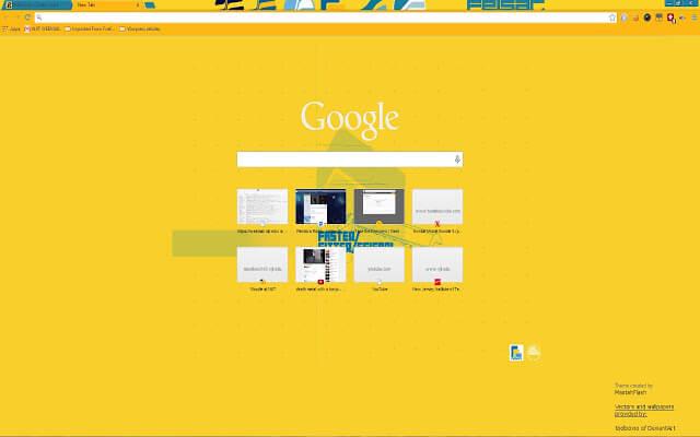 Feisar - Default Google Chrome Incognito Mode Color Theme