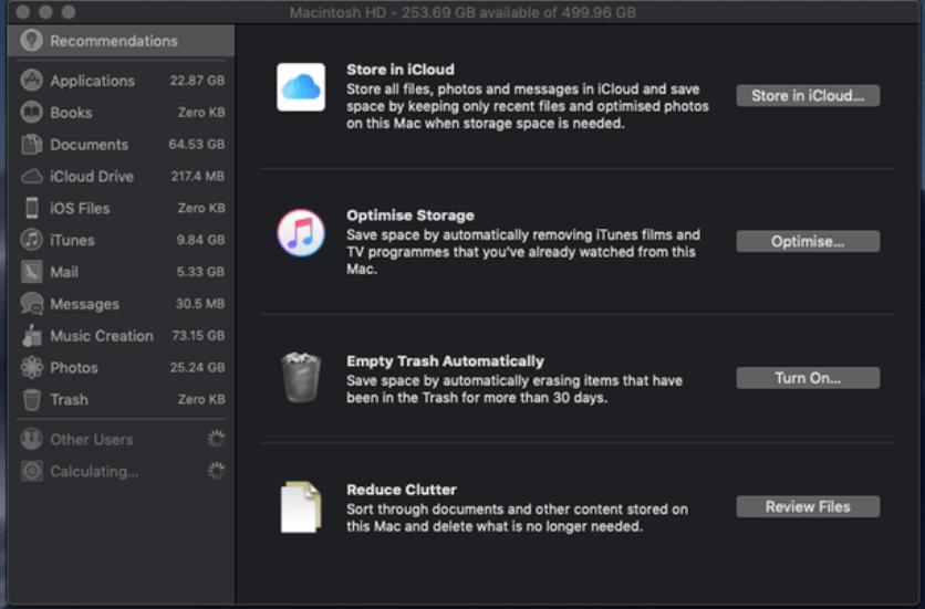 Làm trống các thư mục tải xuống và thùng rác để tăng tốc máy Mac của bạn