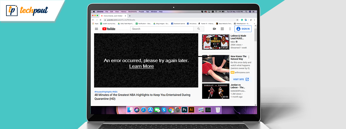 8 Best Ways to Fix YouTube Black Screen Problem