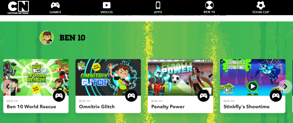 Cartoon Network - Best Cartoon Streaming Site