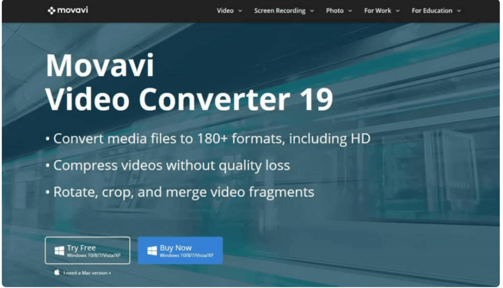 Movavi Video Converter Software For Mac