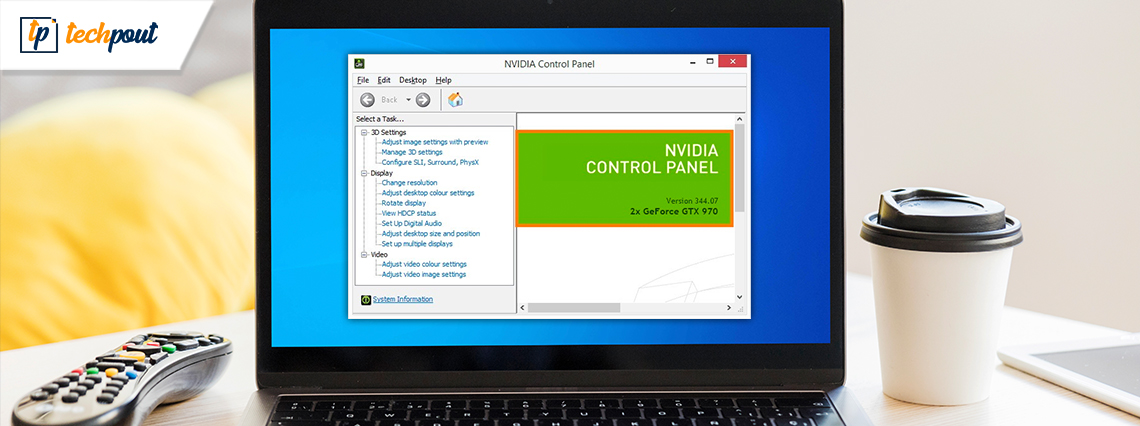 How To Fix NVIDIA Control Panel Not Showing In Windows 10 [Solved]