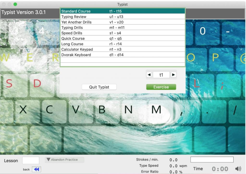 Typist - Best Free Typing Program