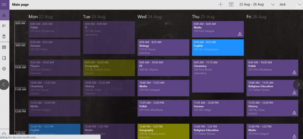 Good Plan - Best Calendar Application For Windows