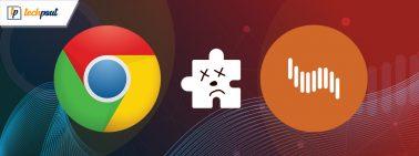 Fix: Shockwave Flash has Crashed in Google Chrome