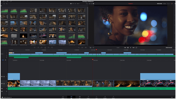 DaVinci Resolve - Best Free Video Editing Tool