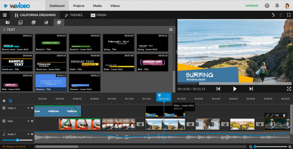 WeVideo - Video Editing Software For Mac