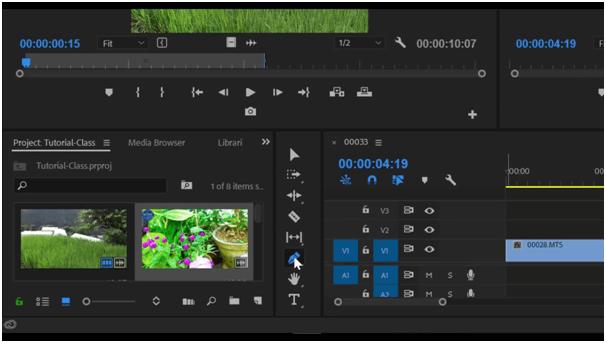 Adobe Premiere Pro - phần mềm chỉnh sửa video tốt nhất cho Mac
