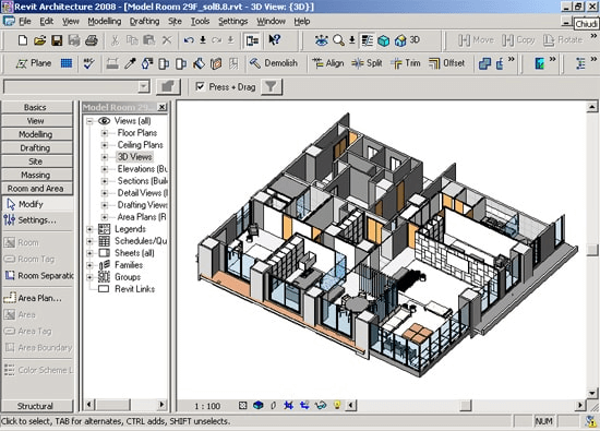 Revit Architecture Software For Architects