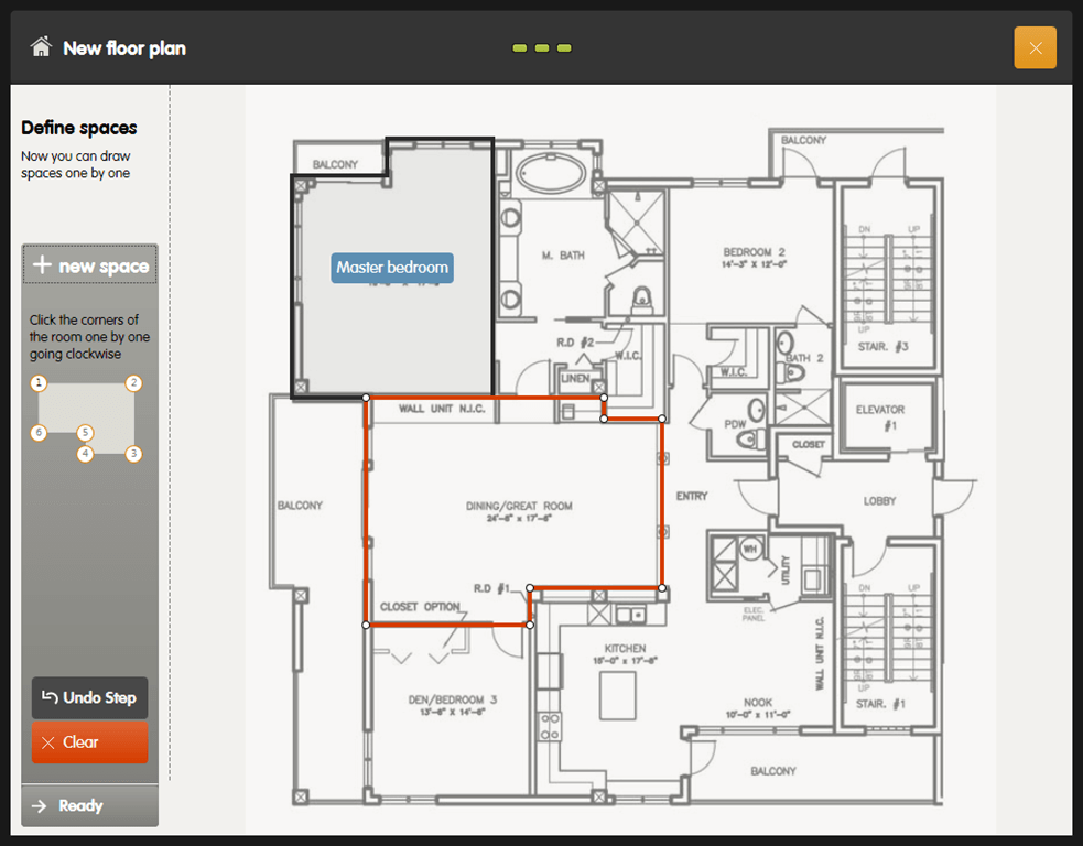 SmartDraw - Free Architectural Drawing Software