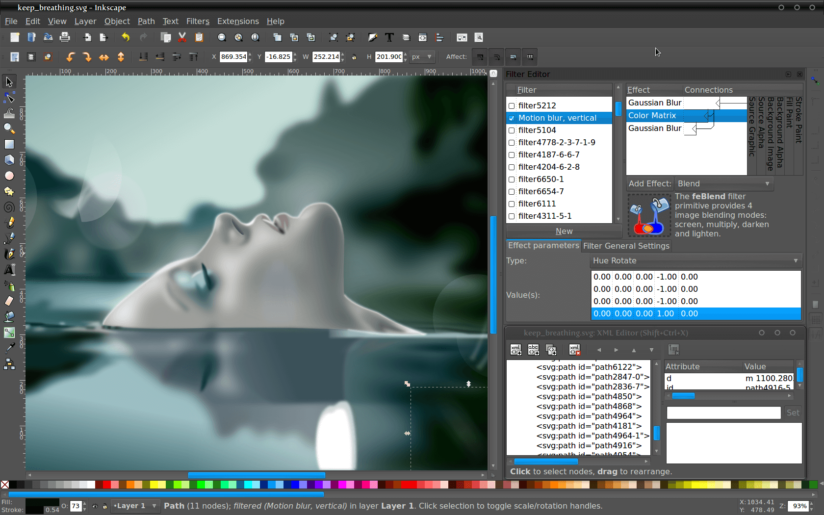 Inkscape - best free drawing software for graphic designers