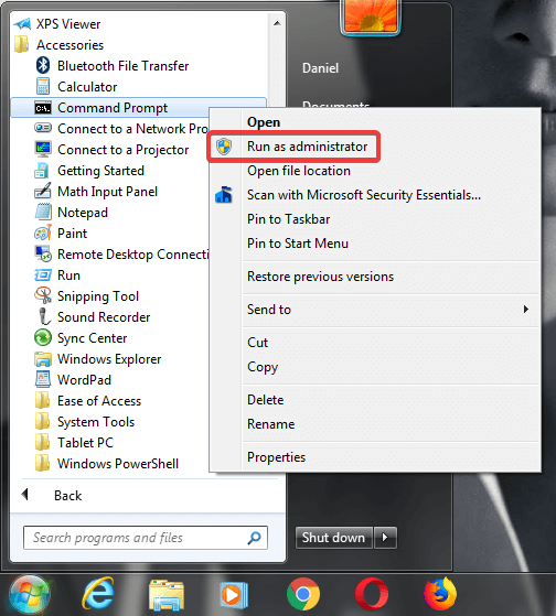 Reset the Network Settings to Fix Wifi Not Working Problem