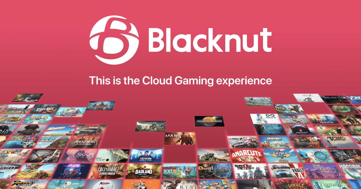 Blacknut - Best Cloud Gaming Service