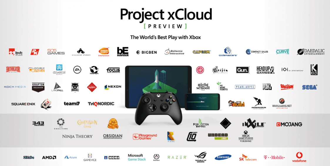 Project X Cloud - Top Cloud Gaming Services