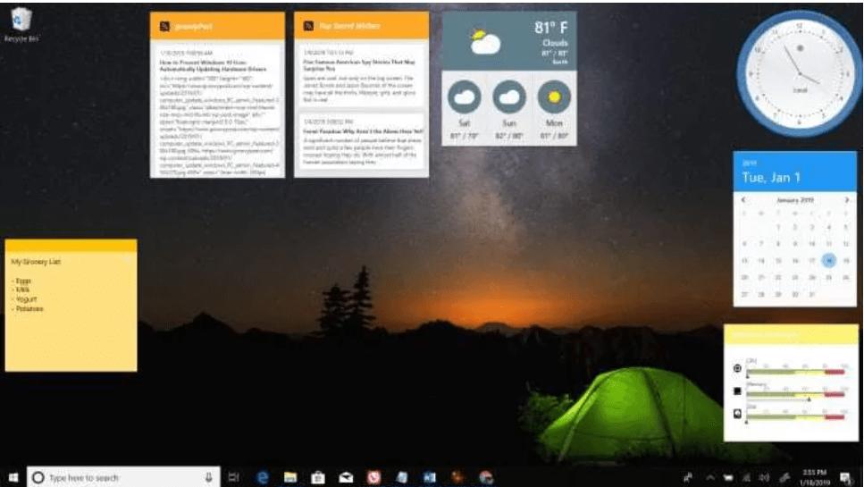Widgets HD - Best Free Live Wallpapers