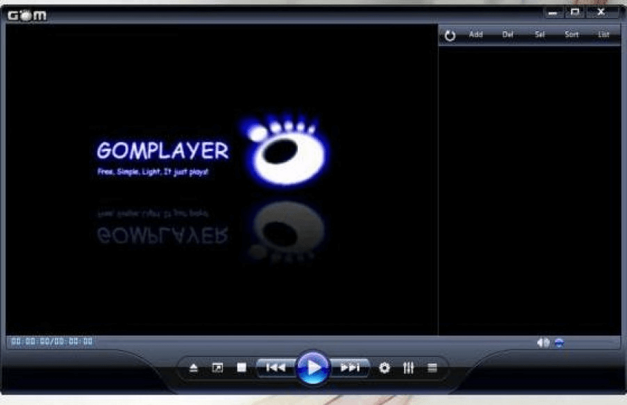GOM Media Player - Best DVD Player Software