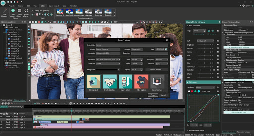 VSDC - Best Video Editing Software with No Watermark