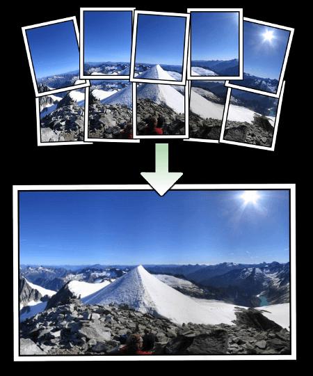 AutoStitch - Windows Photo Stitching Software