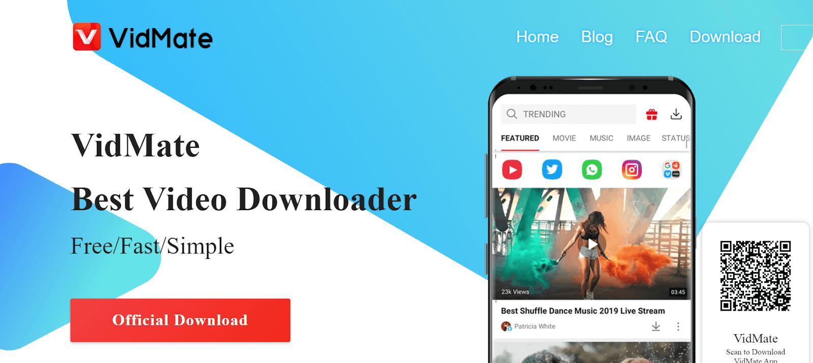VidMate - Best KeepVid Alternative