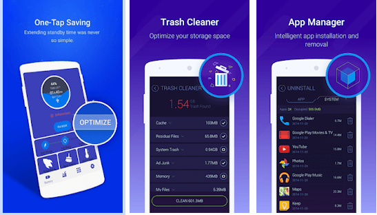 DU Speed Booster - Best Android Cleaner