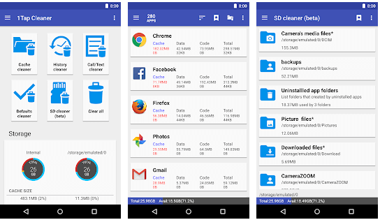 1Tap cleaner - Best Cleaner For Android