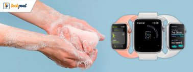 Apple Watch to Remind You Wash Your Hands to Fight Coronavirus