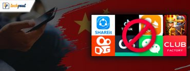 India Bans 59 Chinese Apps Including TikTok, CamScanner and UC Browser
