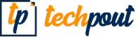 TechPout Footer Logo