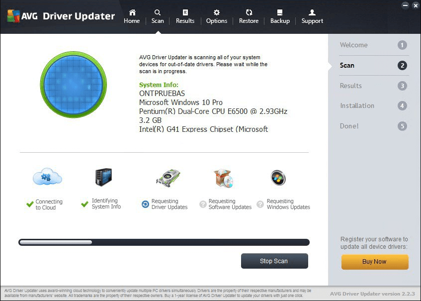 AVG Driver Updater - Best Driver Easy Alternative