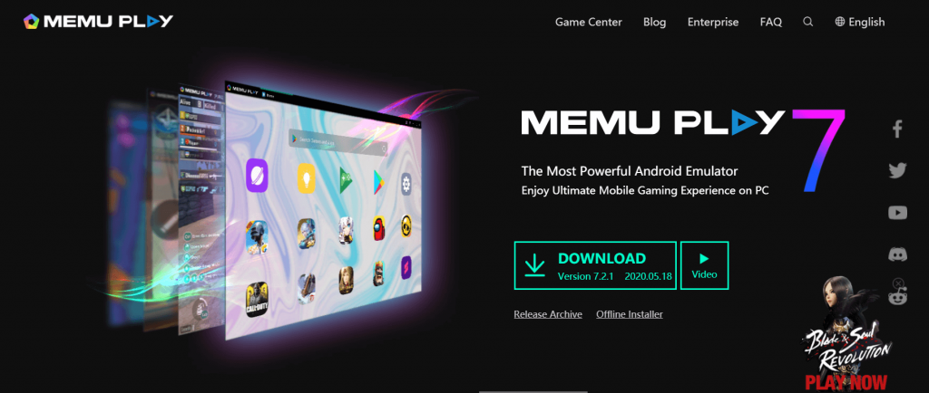 MEmu Play - The Best Android Emulator for PC