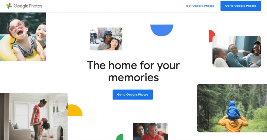 Google Photos - The Best free alternative of Photobucket