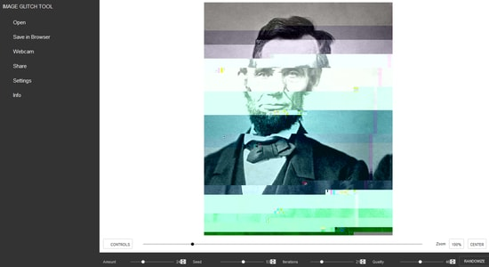 Image Glitch Tool - Powerful Photomosh Alternative