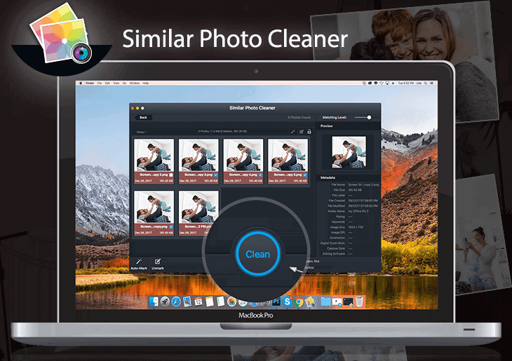 Similar Photo Cleaner