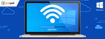 How to Update Wifi Drivers on Windows 10, 8, 7
