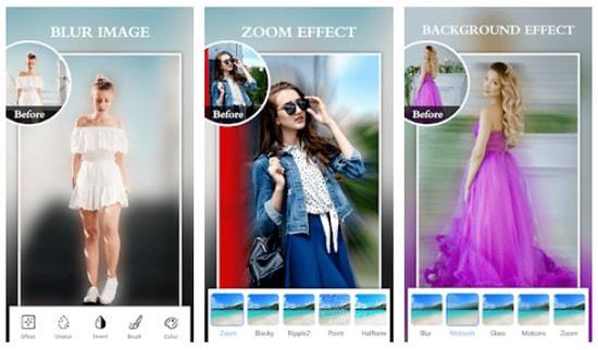 Blur Image Background - Blur Background Blur Photo