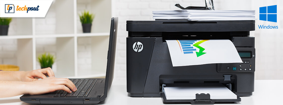 How to Download, Install and Update Printer Drivers for HP Printers