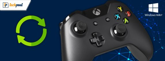 Xbox One Controller Driver Download, Install and Update For Windows 10, 8, 7