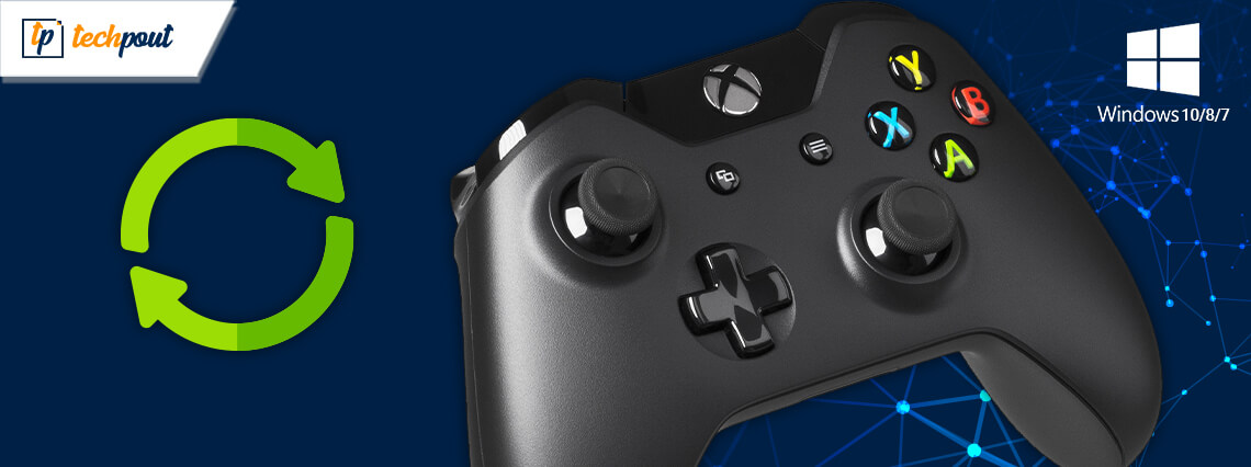 Xbox One Controller Driver Download Install and Update for Windows 10, 8, 7