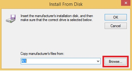 saved the USB 3.0 driver download file