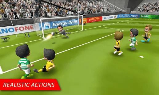 أفضل 16 لعبة كرة قدم مجانية لهواتف الأندرويد لسنة 2021