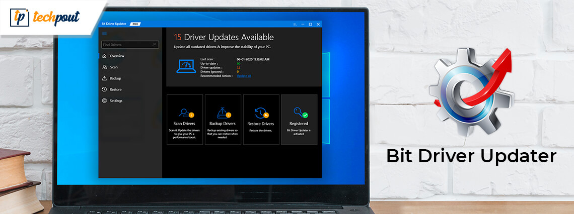 Bit Driver Updater - No. 1 Utility Tool to Update Drivers