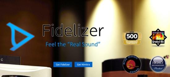 Fidelizer Audio Enhancer