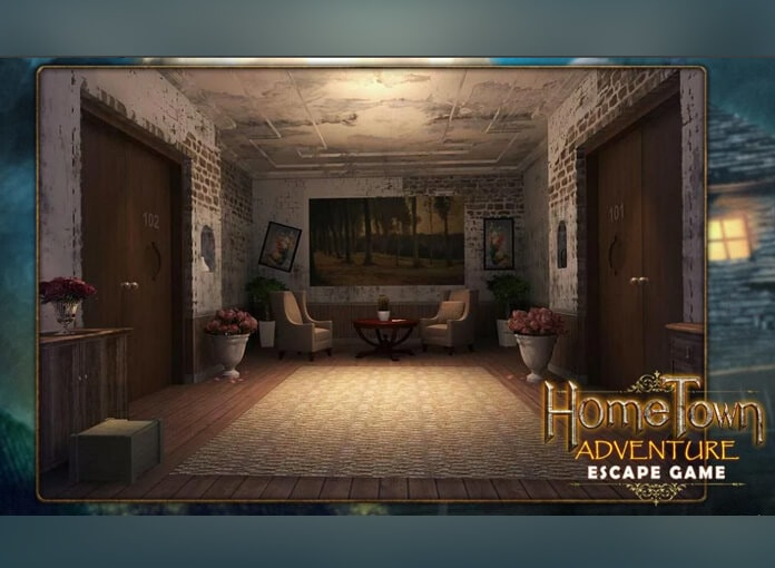 Escape Game: Home Town Adventure