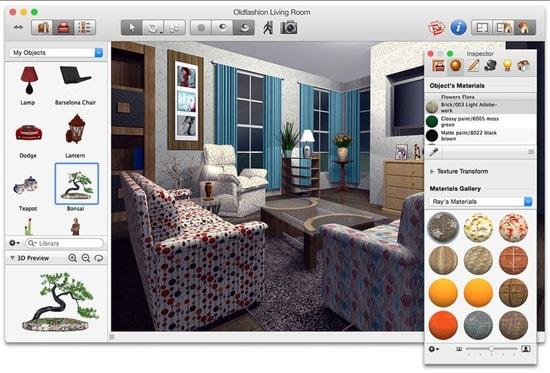 Belight live interior 3D