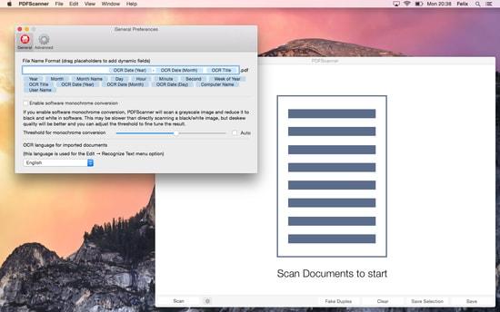 PDF Scanner for Mac