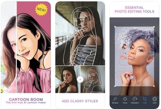 Photo Lab - Best photo frame editor App
