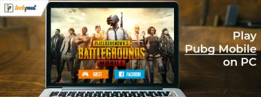 How to Play PUBG Mobile Game On PC With and Without Emulator