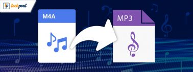 Best M4A to MP3 Converter Software to Convert M4A to MP3 Files (2020)