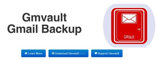 GMVault Backup