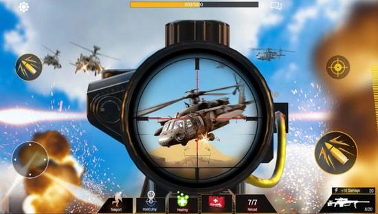 BulletStrike Battlegrounds